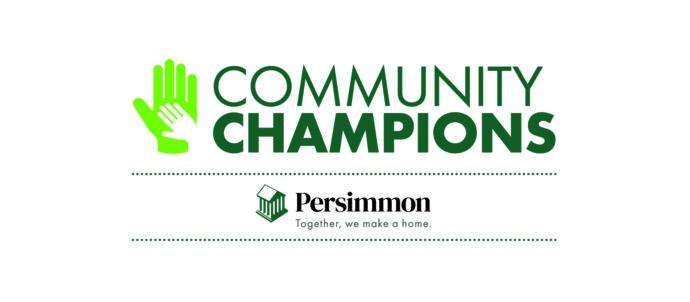 Persimmon Community Champions